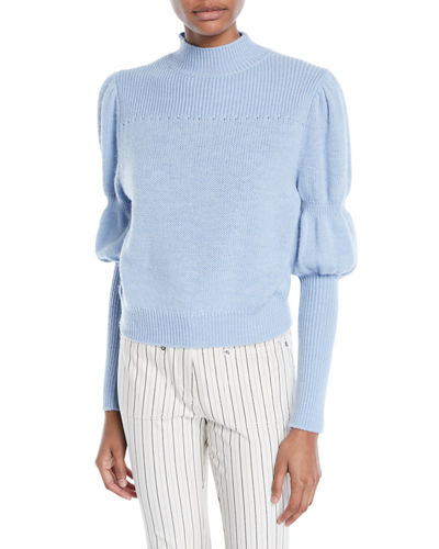 efefe7c7407 Light Blue Wool Sweater