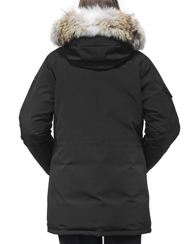 Canada Goose Expedition Multi-Pocket Parka Coat w/ Fur Hood