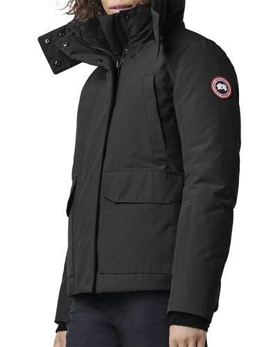 Blakely Hip-Length Parka w/ Detachable Hood