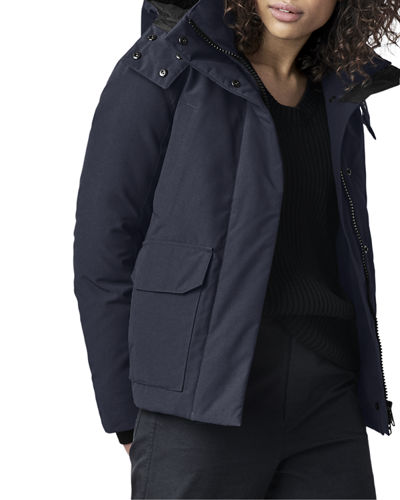 Blakely Hip-Length Park w/ Detachable Hood