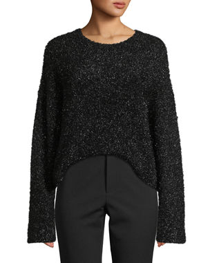 ba8a6dbd2c13fd Designer Sweaters for Women at Neiman Marcus