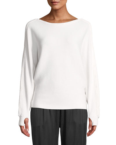 Portola Sporty Pullover Sweater