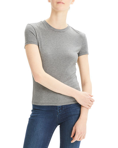 Apex Short-Sleeve Crewneck Tiny Tee