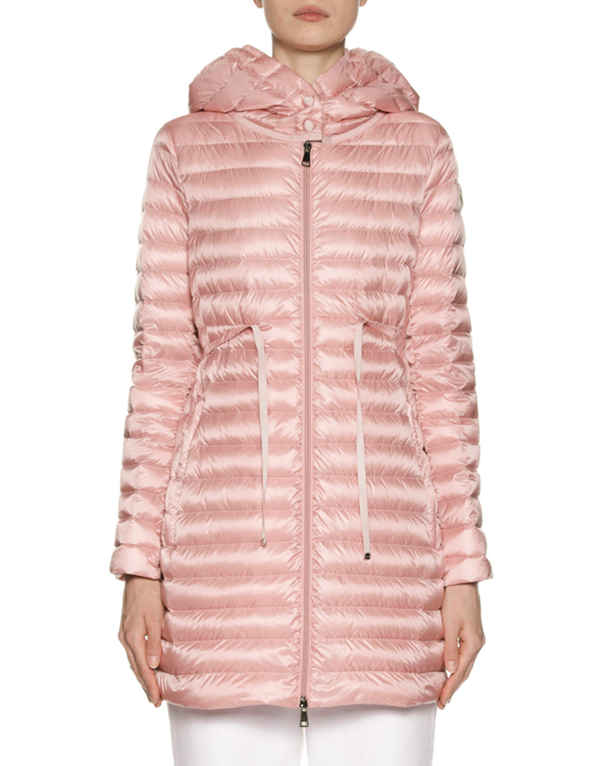 a5dde9088d00 Moncler Barbel Hooded Puffer Coat