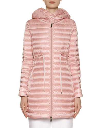 54510cbbd8c1 Quick Look. Moncler · Barbel Hooded Puffer Coat
