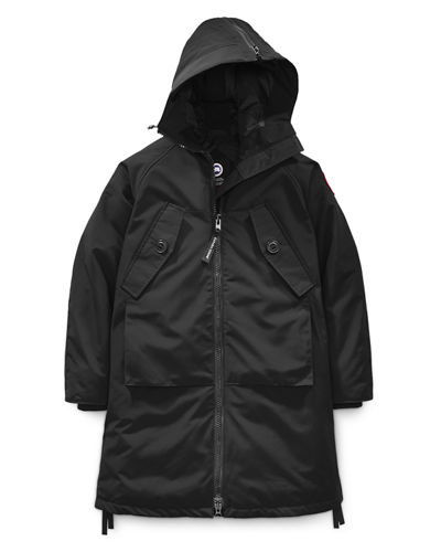 Olympia Military Reflective-Back Parka