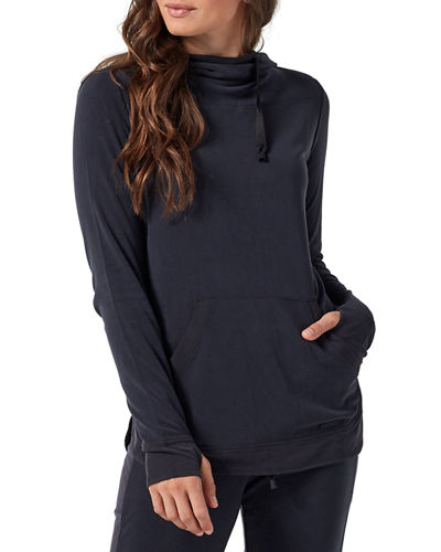 Blanc Noir Amour Active Pullover Hoodie