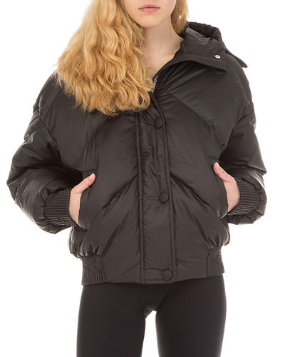 Dunlope Short Puffer Jacket