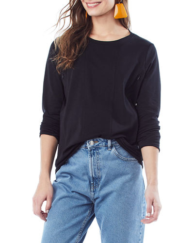 Nursing Christy Long-Sleeve Top