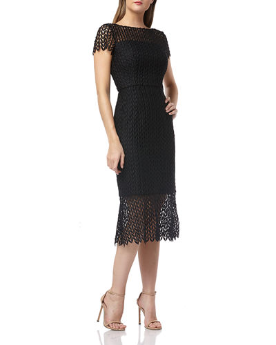 eb5363bbcf Black Lace Dress