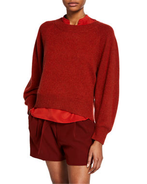 Contemporary Sweaters  Turtleneck   Pullover Sweaters at Neiman Marcus 5f146eae6