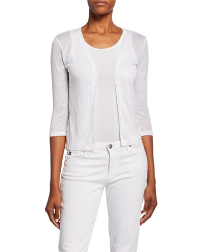 ea7ebd7c1b White Cardigan Sweater | Neiman Marcus | White Sweater Sweater