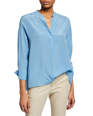 8870488e7f2 Contemporary Blouses at Neiman Marcus