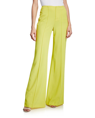 6e61fc7602b70d High Waist Wide Leg Pants | Neiman Marcus