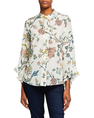 00a6f76f0 Women s Fashion Tops at Neiman Marcus