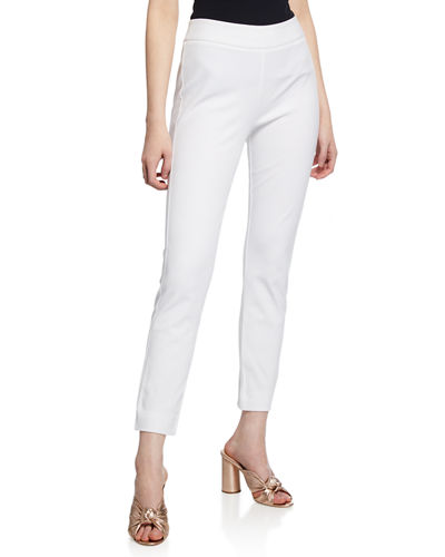 7df550dc3825b7 Womens White Pants | Neiman Marcus