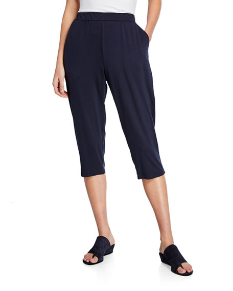 Eileen Fisher Pants SLOUCHY JERSEY PANTS