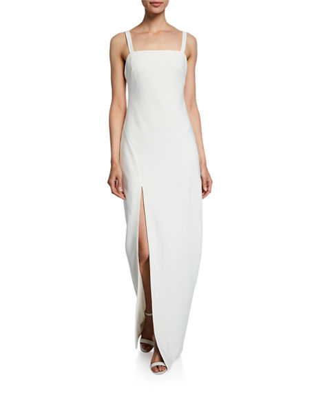 Likely Tops BETHANY SLEEVELESS COLUMN GOWN