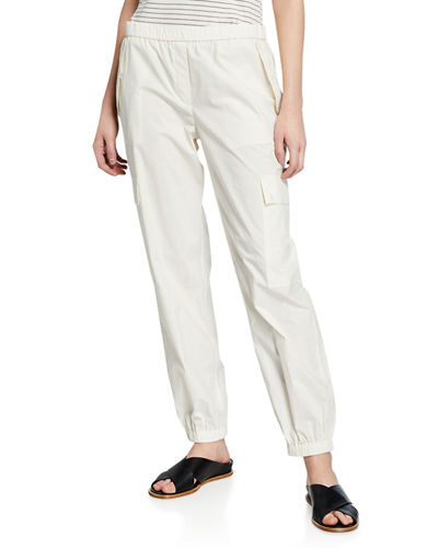 Travel Cotton Cargo Pants