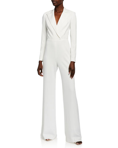 F George Long Sleeved Jumpsuit