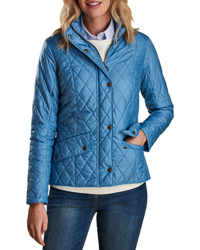 Cavalry Featherweight Diamond-Quilted Jacket