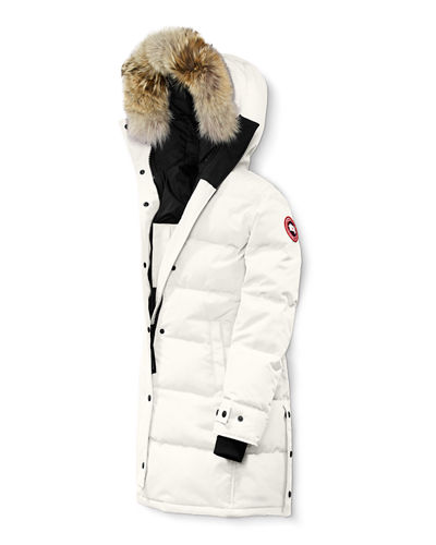 Canada Goose Shelburne Hooded Parka Coat