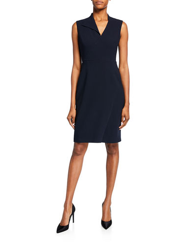 Elodie Sleeveless Sheath Dress
