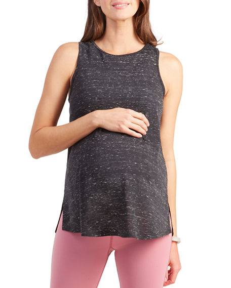 Ingrid & Isabel MATERNITY ACTIVE CROSS-BACK TANK