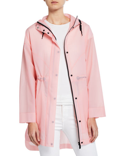 Original Vinyl Oversized Raincoat