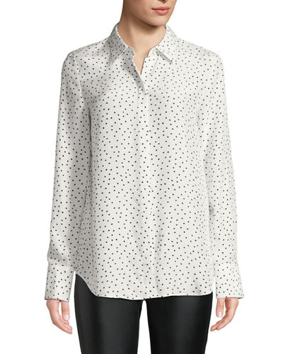 a4753433389f82 Lafayette 148 New York Blouse
