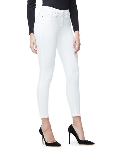 Good Legs Crop Power Stretch Jeans - Inclusive Sizing