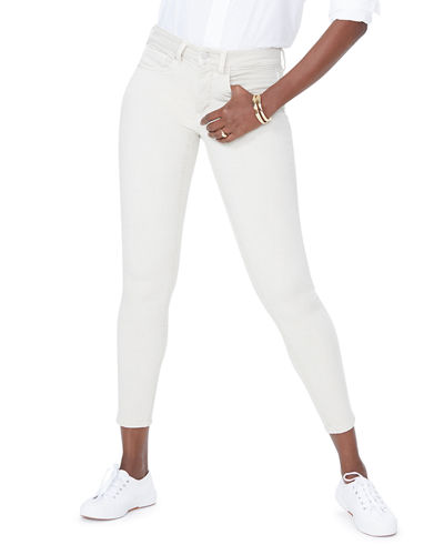Ami Cropped Skinny Jeans