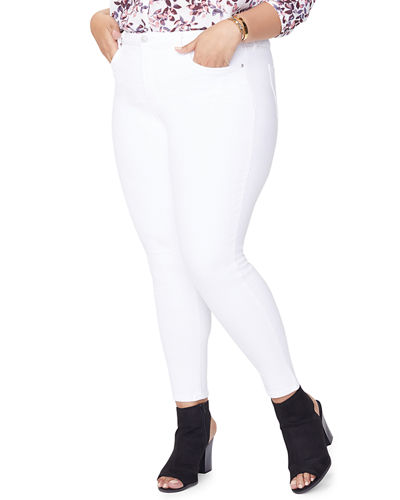 Plus Size Ami Skinny Ankle Jeans