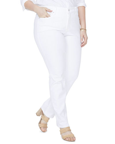 Plus Size Marilyn Straight-Leg Jeans