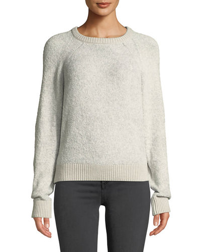 Valerie Long-Sleeve Pullover Sweater