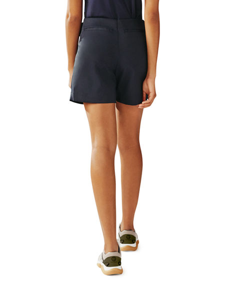 Tory Sport Tech Twill Snap Golf Skort