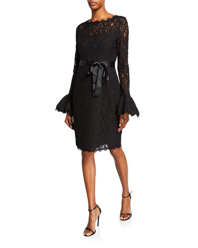 0a84adaf1c Black Lace Dress | Neiman Marcus