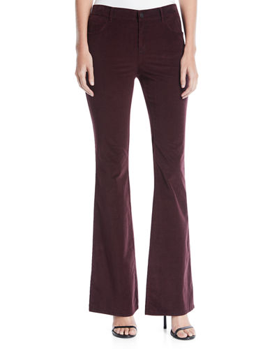 Mercer Curated Corduroy Flared Pants