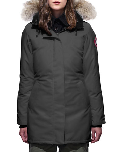 Shelburne Hooded Parka Coat