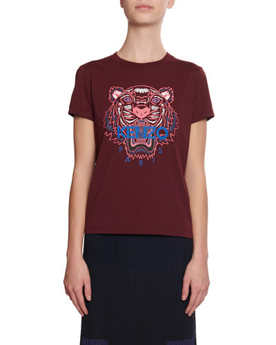 Tiger Graphic Logo T-Shirt