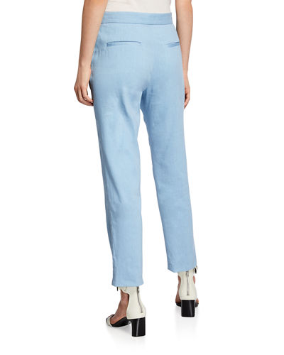 Rag & Bone Poppy Tab-Front Pants