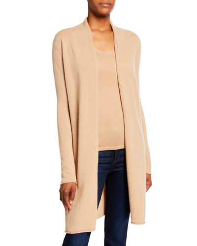 Basic Cashmere Duster Cardigan
