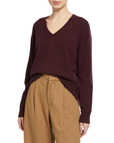 Weekend Cashmere V-Neck Sweater