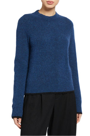 Vince Pullover Contrast Tip Sweater