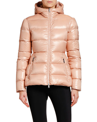 Rhin Semi-Fit Puffer Jacket w/ Hood