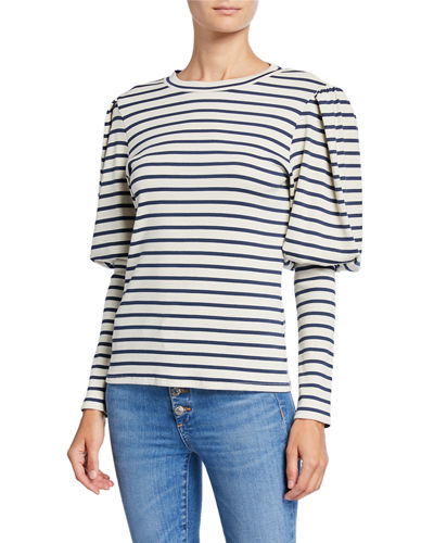 los angeles best first rate Womens Striped Top | Neiman Marcus