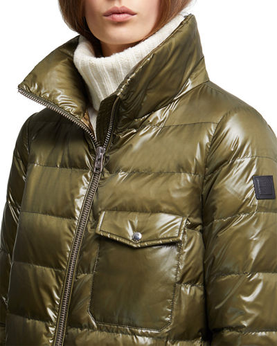 Woolrich Alquippa Channel-Quilt Jacket