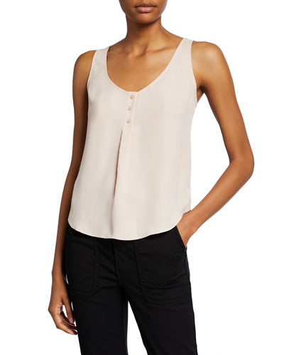 Caelen Scoop-Neck Tank