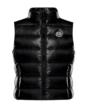 3598e4d7 Moncler Ghany Quilted Zip-Front Vest, Size 8-14