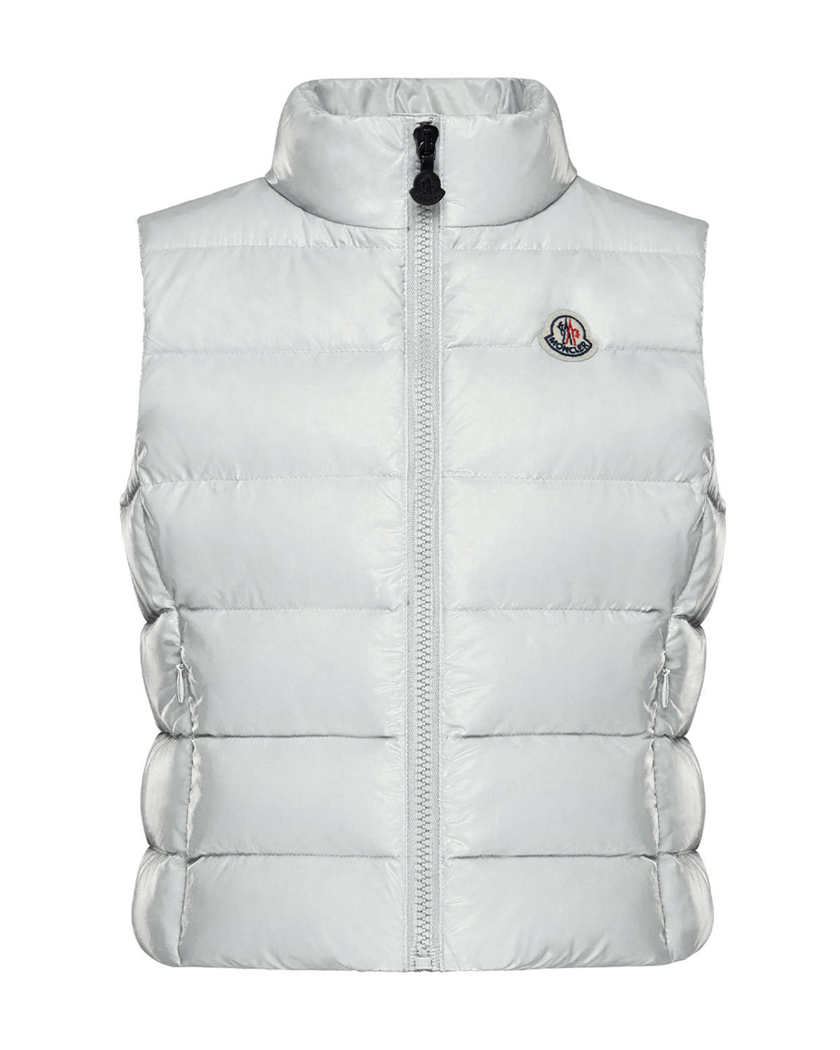 Moncler Unisex Ghany Vest - Little Kid In White